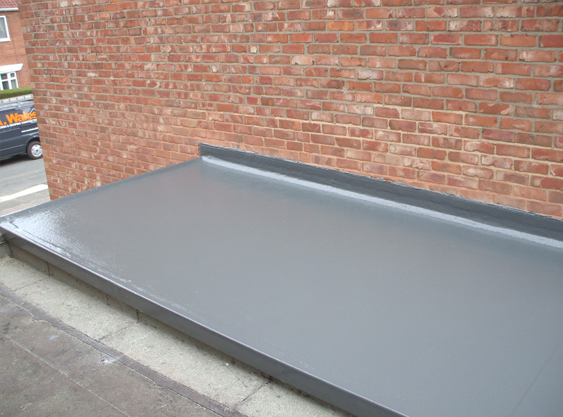 Fibre Glass Roof Coverings G R P A Wales