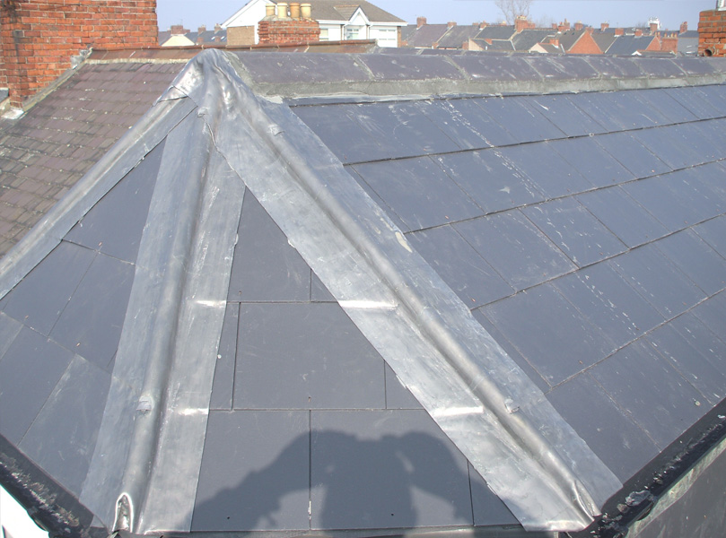 Flashing And Valley Repair Or Replacement A Wales